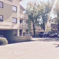 Отель TriApart - Lokietka Sopot парковка