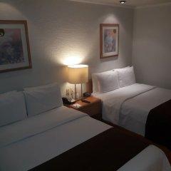Отель PF Мексика, Мехико - отзывы, цены и фото номеров - забронировать отель PF онлайн комната для гостей фото 2