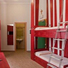 Roma Scout Center - Hostel Рим комната для гостей фото 4