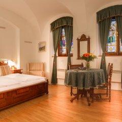 Отель U Krale Karla Чехия, Прага - 4 отзыва об отеле, цены и фото номеров - забронировать отель U Krale Karla онлайн комната для гостей фото 5