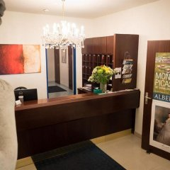 Отель Pension Pharmador Австрия, Вена - 1 отзыв об отеле, цены и фото номеров - забронировать отель Pension Pharmador онлайн интерьер отеля фото 2