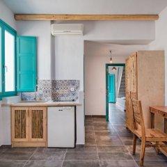 Апартаменты Nissia Apartments в номере