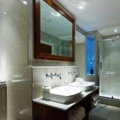 Отель Hard Days Night Hotel Великобритания, Ливерпуль - отзывы, цены и фото номеров - забронировать отель Hard Days Night Hotel онлайн ванная