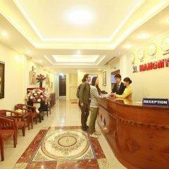Отель Hang My Hotel Вьетнам, Ханой - отзывы, цены и фото номеров - забронировать отель Hang My Hotel онлайн интерьер отеля