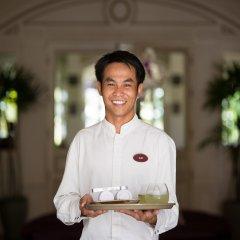 Отель The Luang Say Residence гостиничный бар