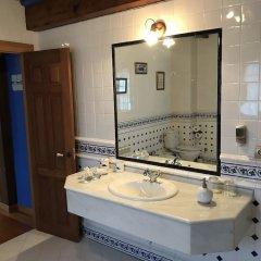 Отель Posada El Ángel de la Guarda ванная фото 2