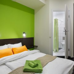 Гостиница Станция L1 комната для гостей фото 5