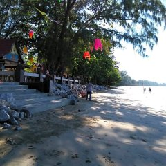 Отель Andaman Beach Resort Саладан пляж