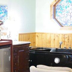 Отель Coast Inn and Spa Fort Bragg удобства в номере фото 2