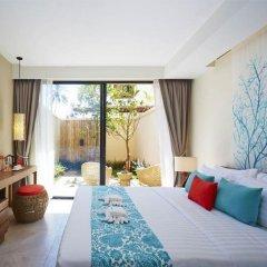 Отель Bandara Phuket Beach Resort 4* Стандартный номер с различными типами кроватей фото 6