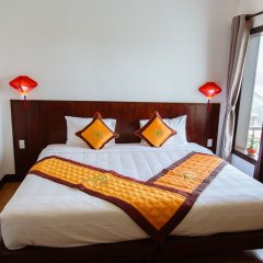Отель Hoi An Golden Rice Villa комната для гостей фото 5