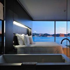 Отель Altis Belém Hotel & Spa Португалия, Лиссабон - отзывы, цены и фото номеров - забронировать отель Altis Belém Hotel & Spa онлайн ванная