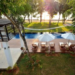 Отель The Mangrove Panwa Phuket Resort бассейн