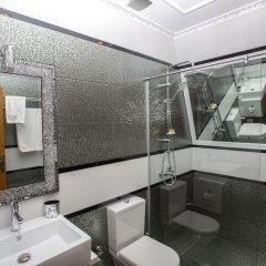 Отель Green Palace Болгария, Шумен - отзывы, цены и фото номеров - забронировать отель Green Palace онлайн ванная фото 3
