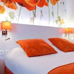 Отель Best Western Crequi Lyon Part Dieu Франция, Лион - отзывы, цены и фото номеров - забронировать отель Best Western Crequi Lyon Part Dieu онлайн комната для гостей фото 2