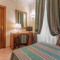 Отель Luce сейф в номере