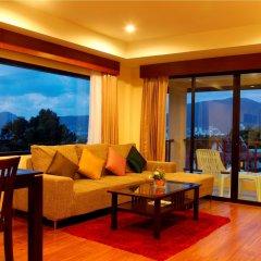 Отель Baan Yuree Resort and Spa 4* Люкс с различными типами кроватей
