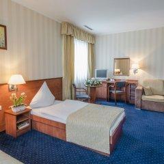 Отель Business Hotel Vega Wroclaw Польша, Вроцлав - отзывы, цены и фото номеров - забронировать отель Business Hotel Vega Wroclaw онлайн комната для гостей фото 4