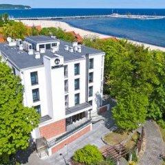 Отель Rewita WDW Imperial Сопот пляж