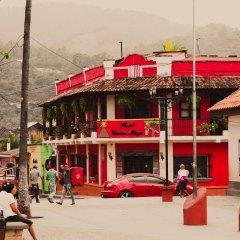 Hotel Camino Maya пляж