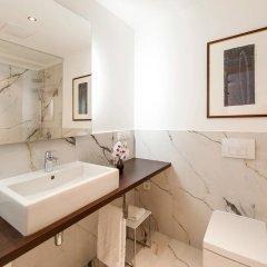 Отель Mondscheingasse Австрия, Вена - отзывы, цены и фото номеров - забронировать отель Mondscheingasse онлайн ванная