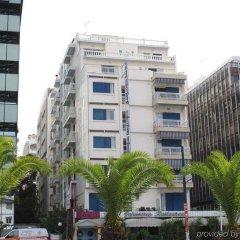 Hellinis Hotel Афины парковка