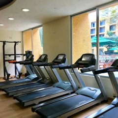 Отель Camino Real Polanco Mexico фитнесс-зал фото 4