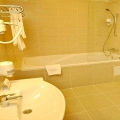 Гостиница Оптима Черкассы ванная