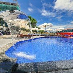 Отель Rigel Hotel Вьетнам, Нячанг - отзывы, цены и фото номеров - забронировать отель Rigel Hotel онлайн бассейн фото 3