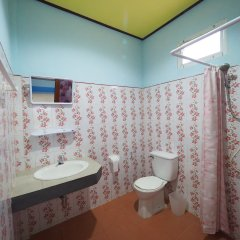 Отель Anyaman Lanta House Ланта ванная