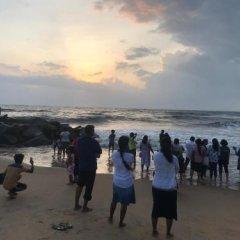 Sylvester Villa Hostel Negombo пляж фото 2