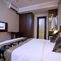 Kaani Beach Hotel комната для гостей