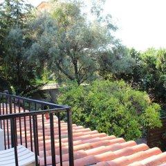 Отель Hôtel Villa la Malouine балкон