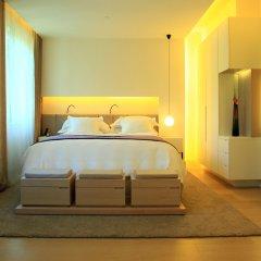 Отель ABaC Restaurant & Hotel Испания, Барселона - отзывы, цены и фото номеров - забронировать отель ABaC Restaurant & Hotel онлайн комната для гостей фото 4