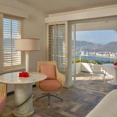 Отель Las Brisas Acapulco комната для гостей
