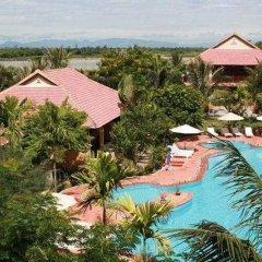 Отель Vinh Hung Riverside Resort & Spa бассейн фото 3