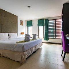 Отель BGW Phuket комната для гостей фото 5