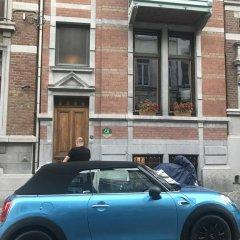 Отель B&B Villa Thibault Бельгия, Льеж - отзывы, цены и фото номеров - забронировать отель B&B Villa Thibault онлайн парковка