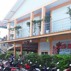 Отель Peace Lanta Mansion Ланта балкон