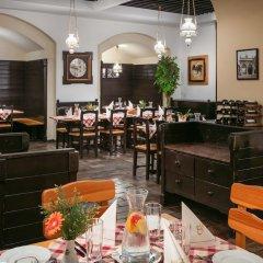 TOP Hotel Ambassador-Zlata Husa питание фото 4