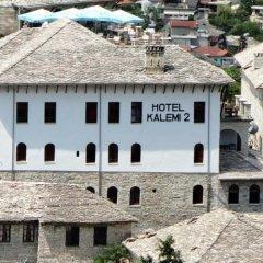 Hotel Kalemi 2 парковка