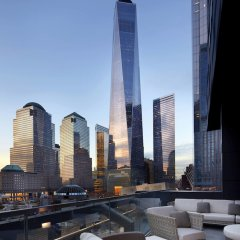Отель Courtyard New York Downtown Manhattan/World Trade Center фото 9
