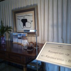 Отель Parador de Puebla de Sanabria интерьер отеля фото 3