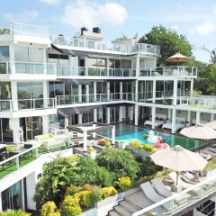 Отель Cantaloupe Levels Унаватуна балкон