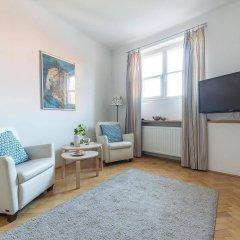 Апартаменты P&O Old Town Варшава комната для гостей фото 4