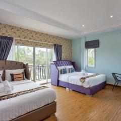 Отель Jomtien Sea Villa комната для гостей фото 5