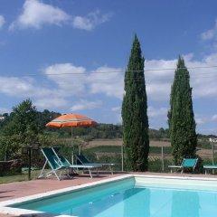 Отель Azienda Agricola Casa alle Vacche Италия, Сан-Джиминьяно - отзывы, цены и фото номеров - забронировать отель Azienda Agricola Casa alle Vacche онлайн бассейн фото 2