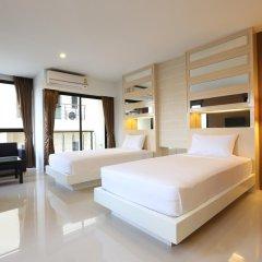 Отель Naka Residence 3* Стандартный номер разные типы кроватей фото 2