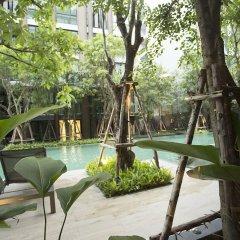 Отель Locals Sukhumvit ThongLor Vtara 36 Бангкок бассейн фото 2