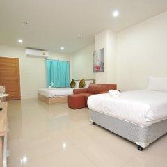 W Hostel удобства в номере